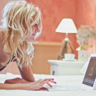 Wie is geschikt voor webcamgirl thuiswerk?